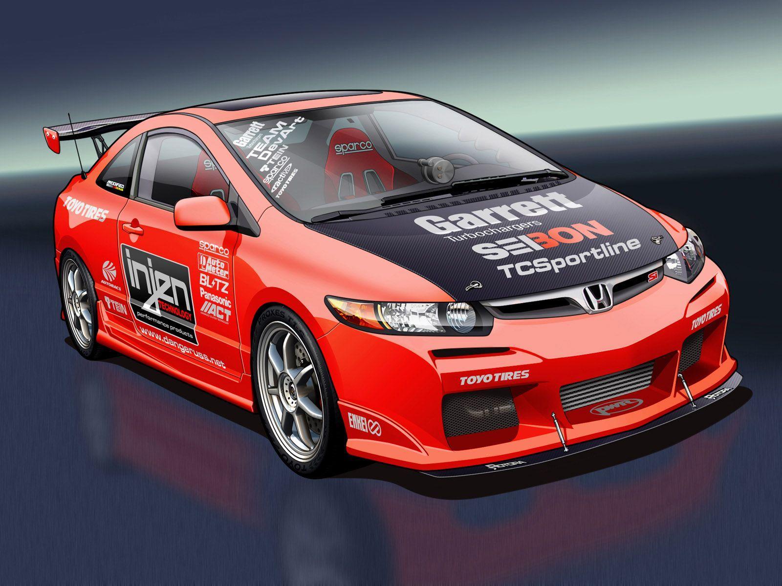 Informative blog honda civic sports car for Sporty honda cars