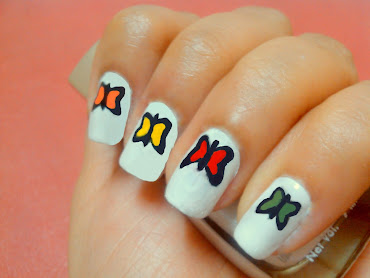 #20 Nail Art Design