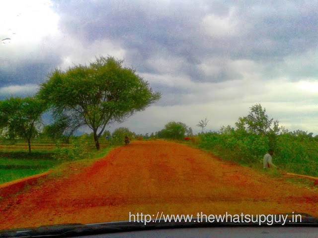 On the way to Barachukki
