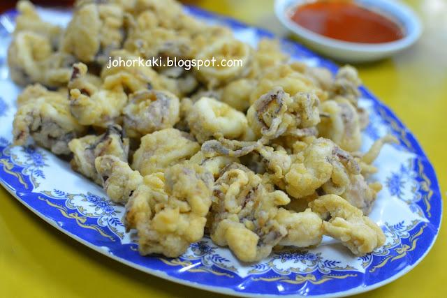 Serkam-Medan-Ikan-Bakar-Malacca-Umbai-Pantai-Beach