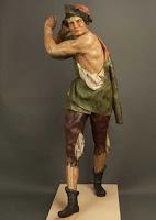 Del 3 de mayo al 16 de septiembre de 2012 'Cuerpos de dolor. La imagen de lo sagrado en al escultura española (1500 - 1750)' en el Museo de Bellas Artes de Sevilla