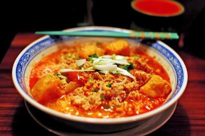 Bun Rieu Cua Recipe - Vietnamese Crab Noodle Soup