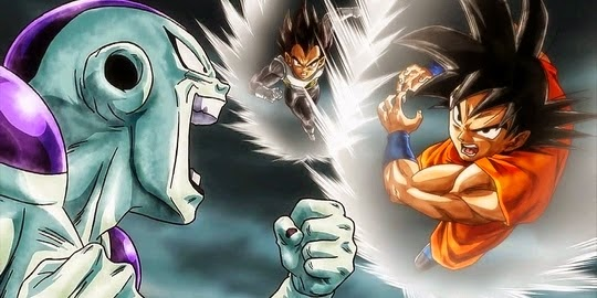 Dragon Ball Z : La Résurrection de Freezer, Actu Ciné, Cinéma, Maximum The Hormone, Akira Toriyama, Toei Animation, Ginga Patrol Jako,
