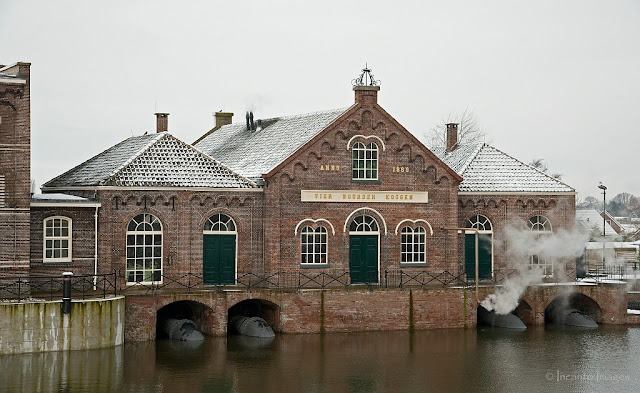 nederlands stoommachine museum
