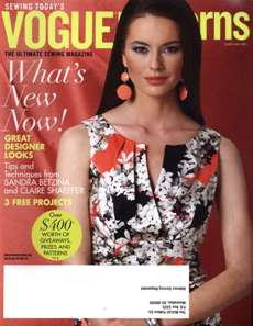 Vogue Patterns June/July 2011