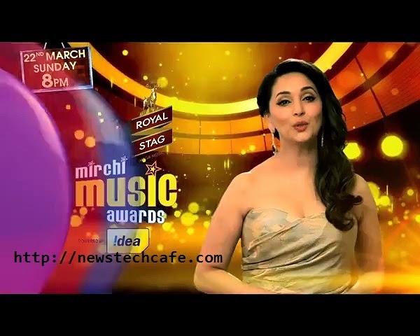 Radio Mirchi Present 'Mirchi Music Awards 2015'
