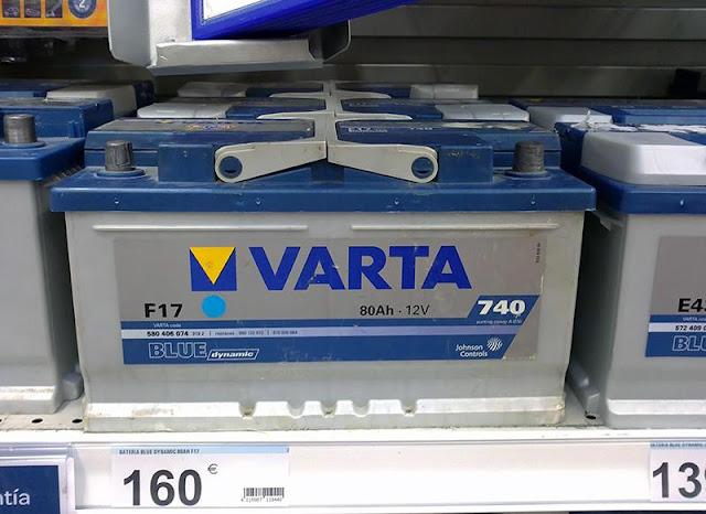 Milanuncios baterias de coche baratas