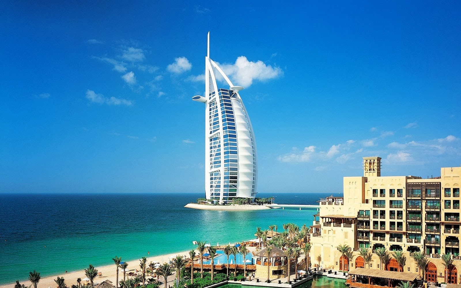 Wallpapers burj al arab hotel wallpapers for Hotel burj al arab