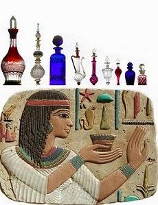 sejarah parfum