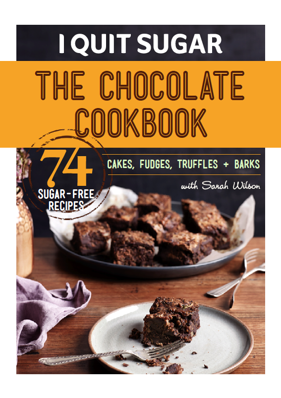 My Favorite Chocolate Cookbook- Sugar Free