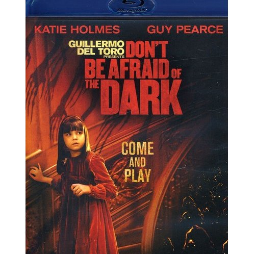 Buy Don't Be Afraid of the Dark in Bluray and DVD Here