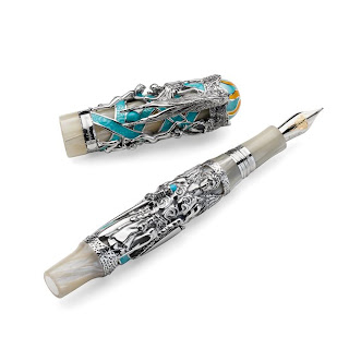 Montegrappa My Guardian Angel pen