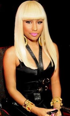 Minaj Hairstyles