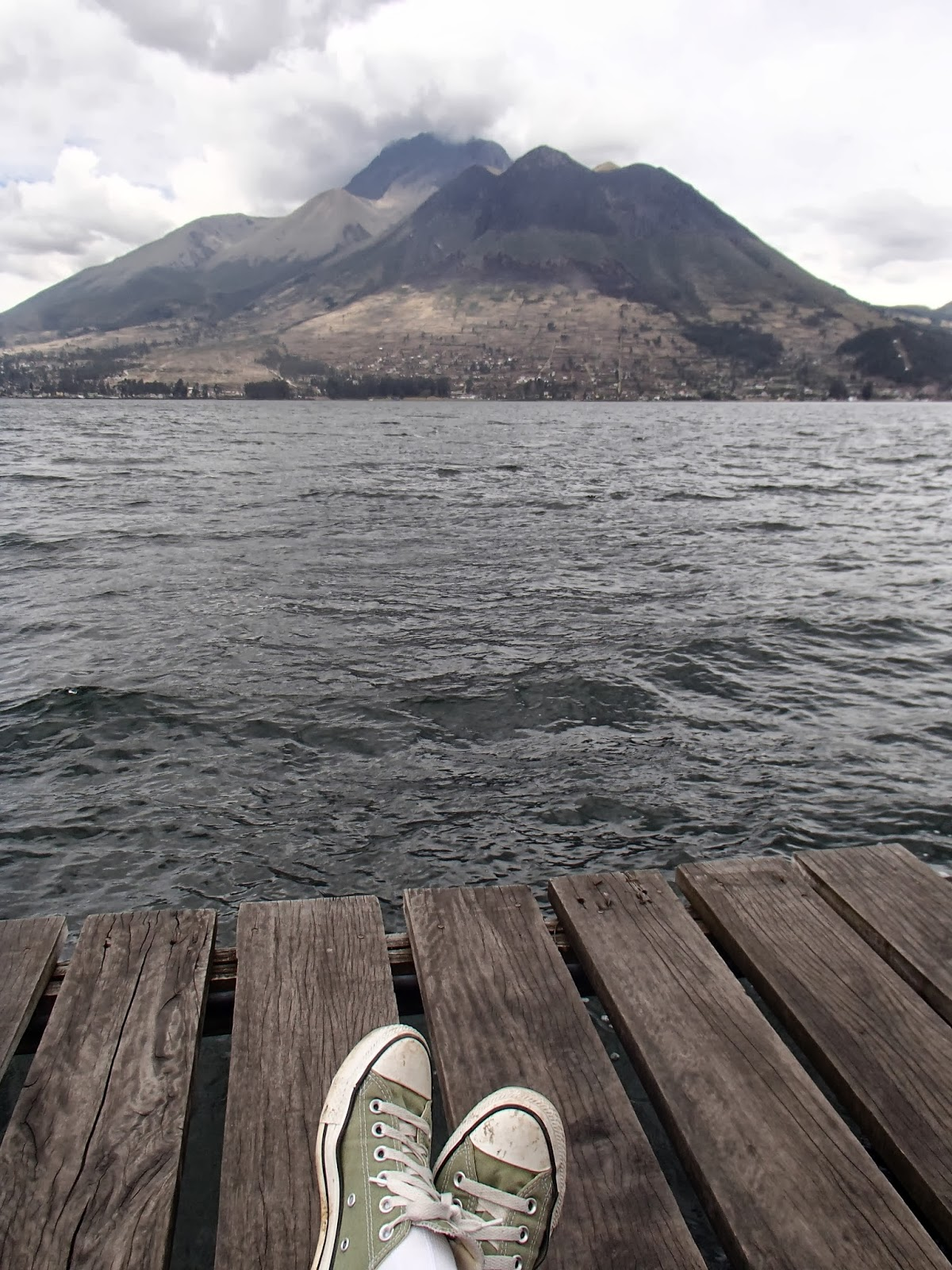 San Pablo Lake Ecuador | Navigating Hectivity by Micki Bare