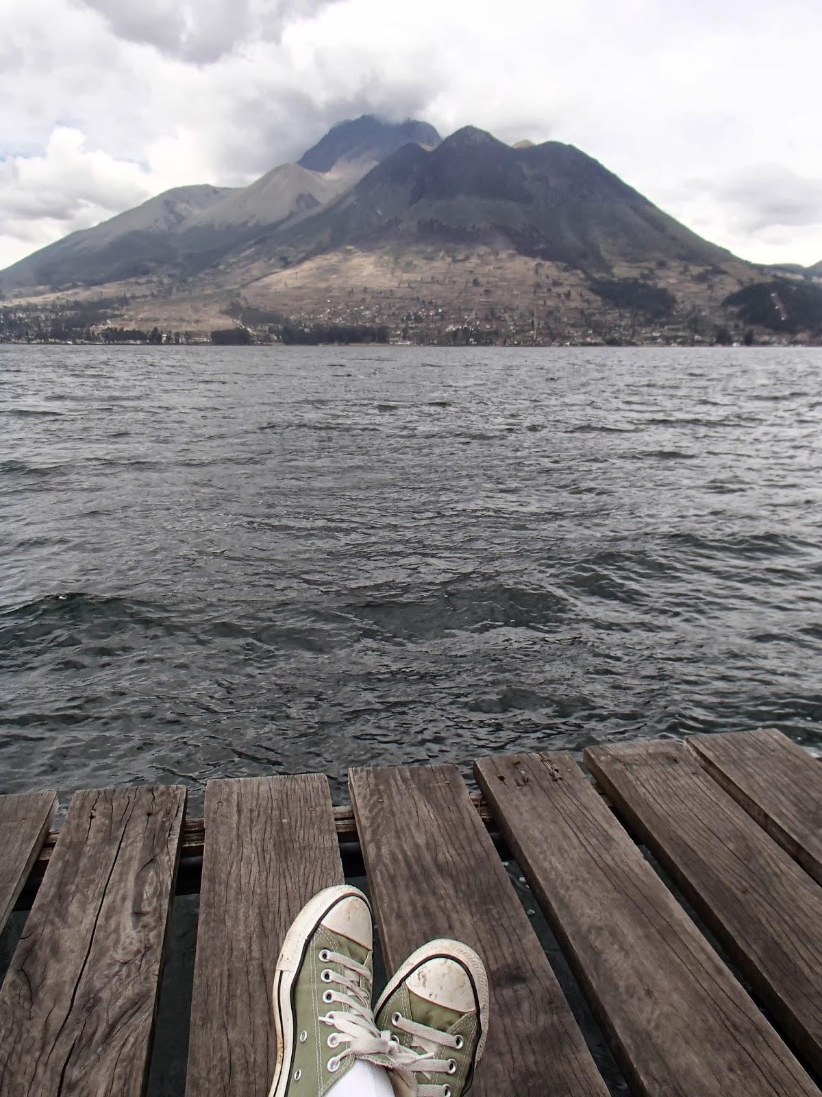 San Pablo Lake Ecuador | Navigating Hectivity by Micki Bare
