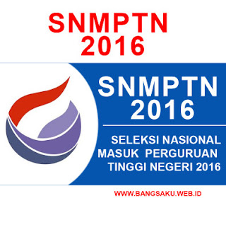 SNMPTN 2016