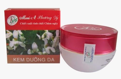 Kem chùm ngây chiết xuất từ tinh chất cây chùm ngây (Moringa oleifera)