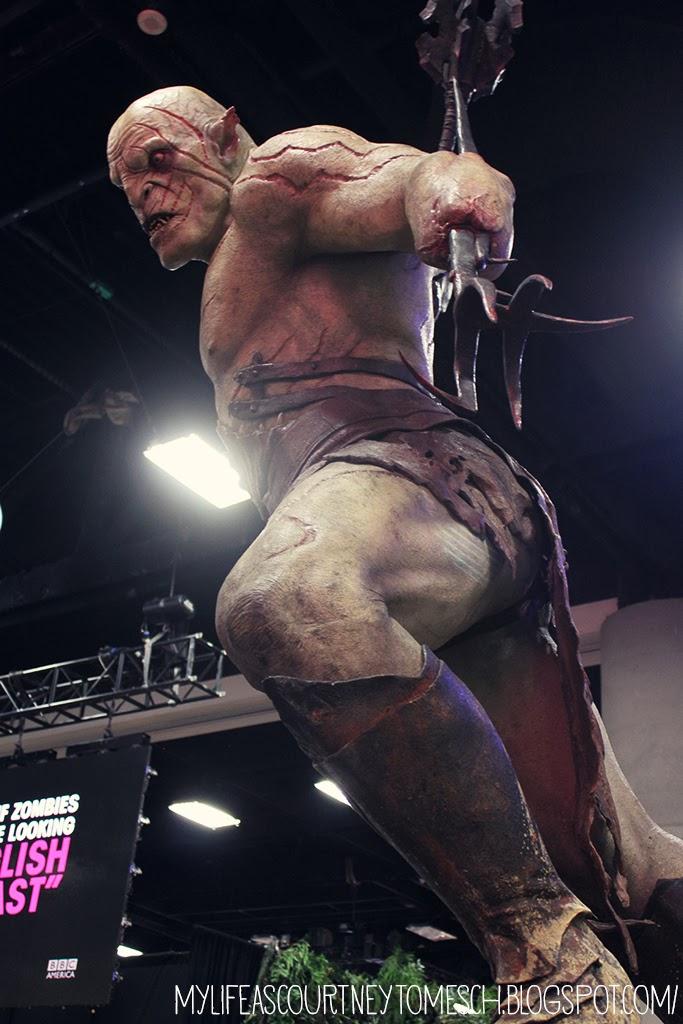 San Diego Comic Con 2013 Weta