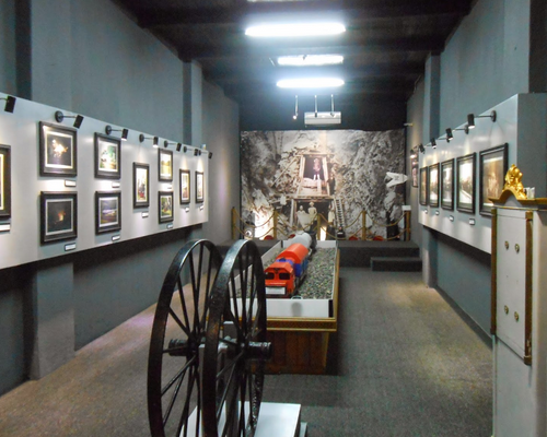 Museum Kereta Api Sawahlunto dan Mak Itam