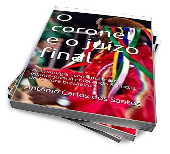 """A coleção """"Educação, teatro e folclore """" em 10 livros"""