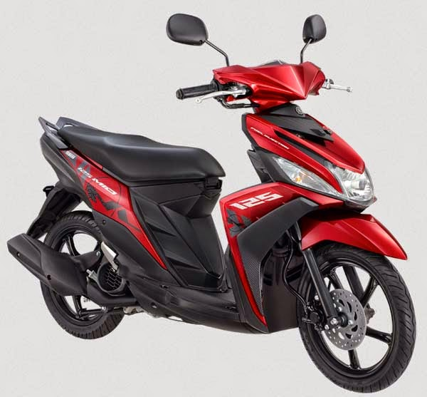 Harga Yamaha Mio M3 125 Blue Core Terbaru September 2015   MOTORCOMCOM