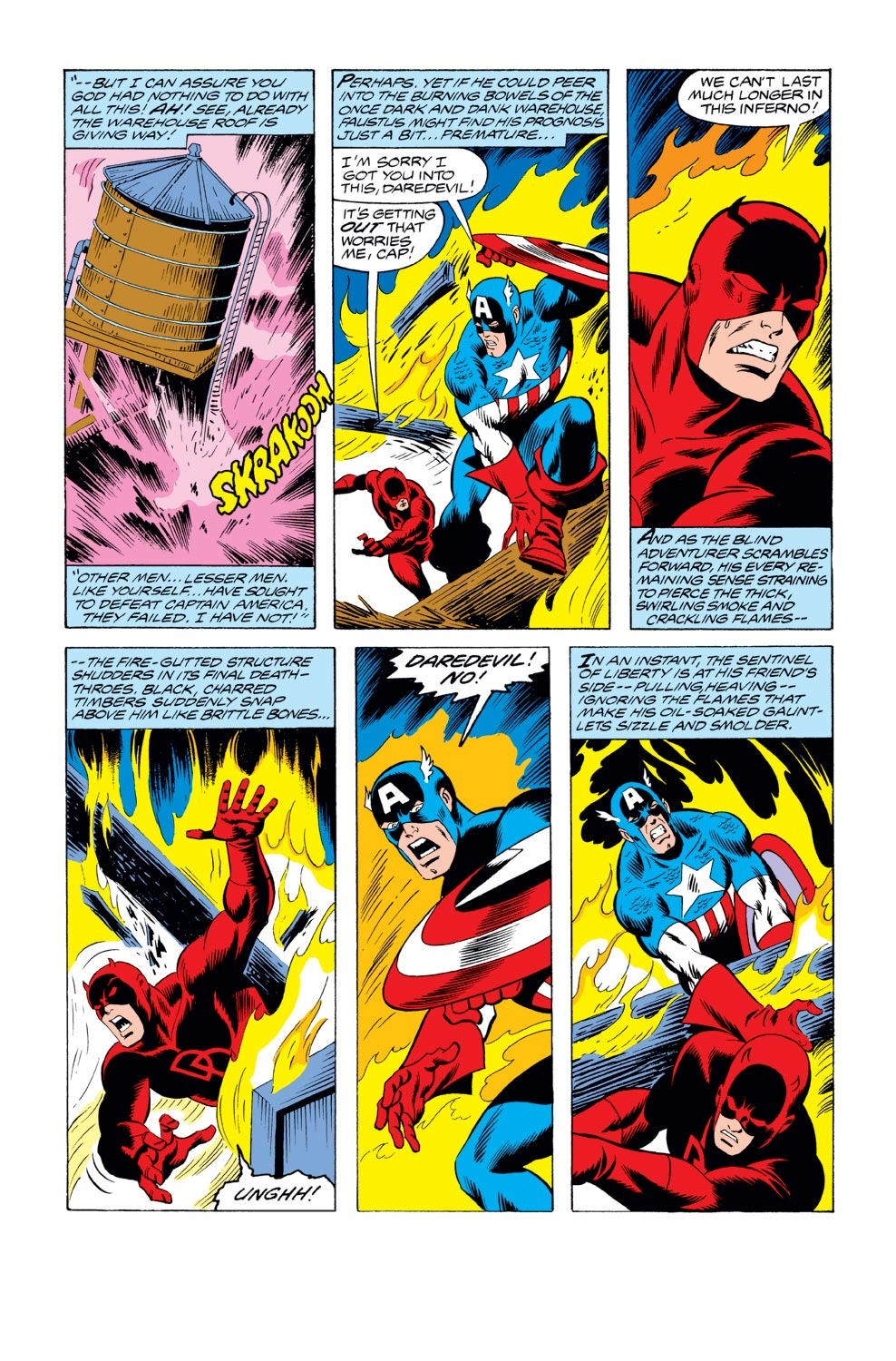 Captain America (1968) Issue #235 #150 - English 4
