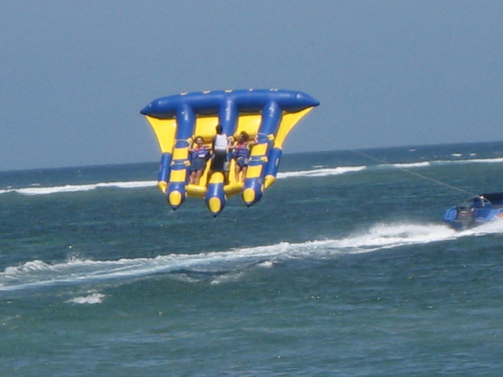 Tanjong benoa indonesia tourism for Fly fishing raft
