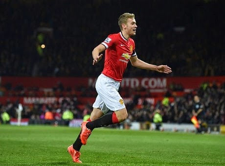 Piala FA : MU 3-0 Cambridge
