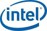 "An American hardware producers ""intel inside"""