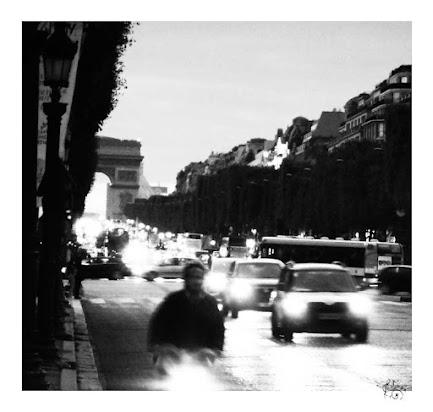 Paris en noir et blanc 3