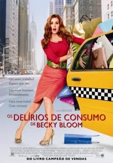 Os Delírios de Consumo de Becky Bloom Dublado