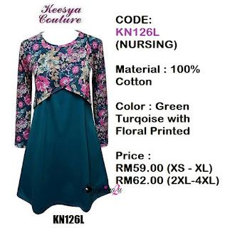T-shirt-Muslimah-Keesya-KN126L