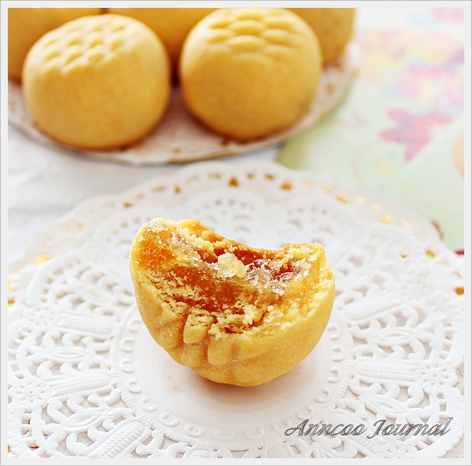 Pineapple Tarts 凤梨酥/黄梨挞 - Anncoo Journal