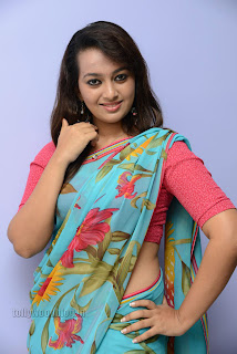 Esther Noronha Pictures in saree 019.jpg