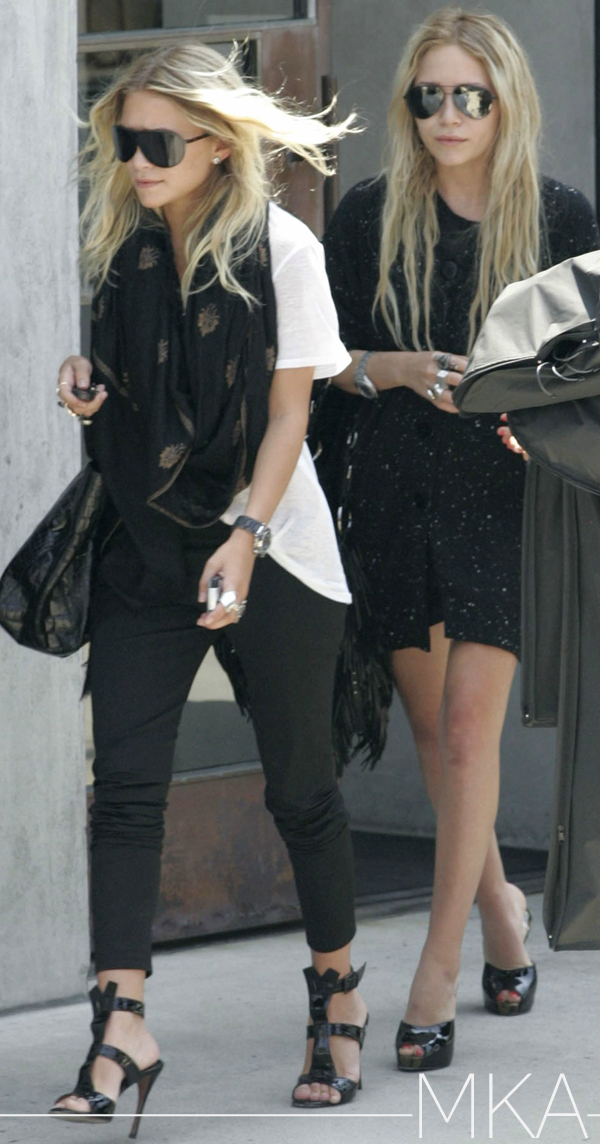 About A Girl The Olsens Twins Style