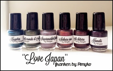 love japan franken collection by pimyko