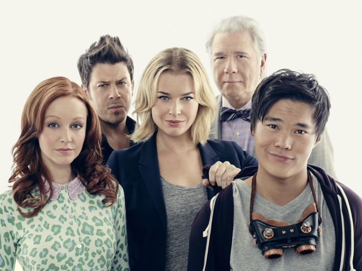 The Librarians - Full Set of Cast Promotional Photos
