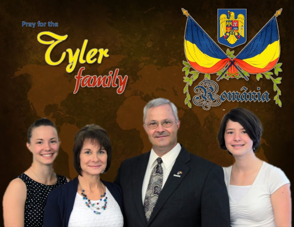 Tyler Romania Ministry