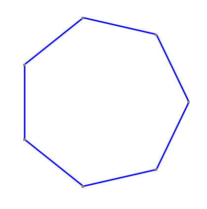 what is a heptagon Question from peter, a parent: find the length of one side of each regular  polygon heptagon with an apothem of 15mm and the area=758mm^2 question .