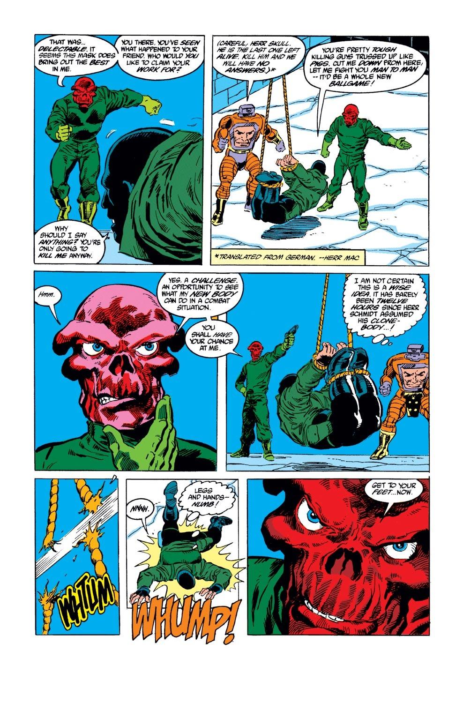 Captain America (1968) Issue #383 #316 - English 54