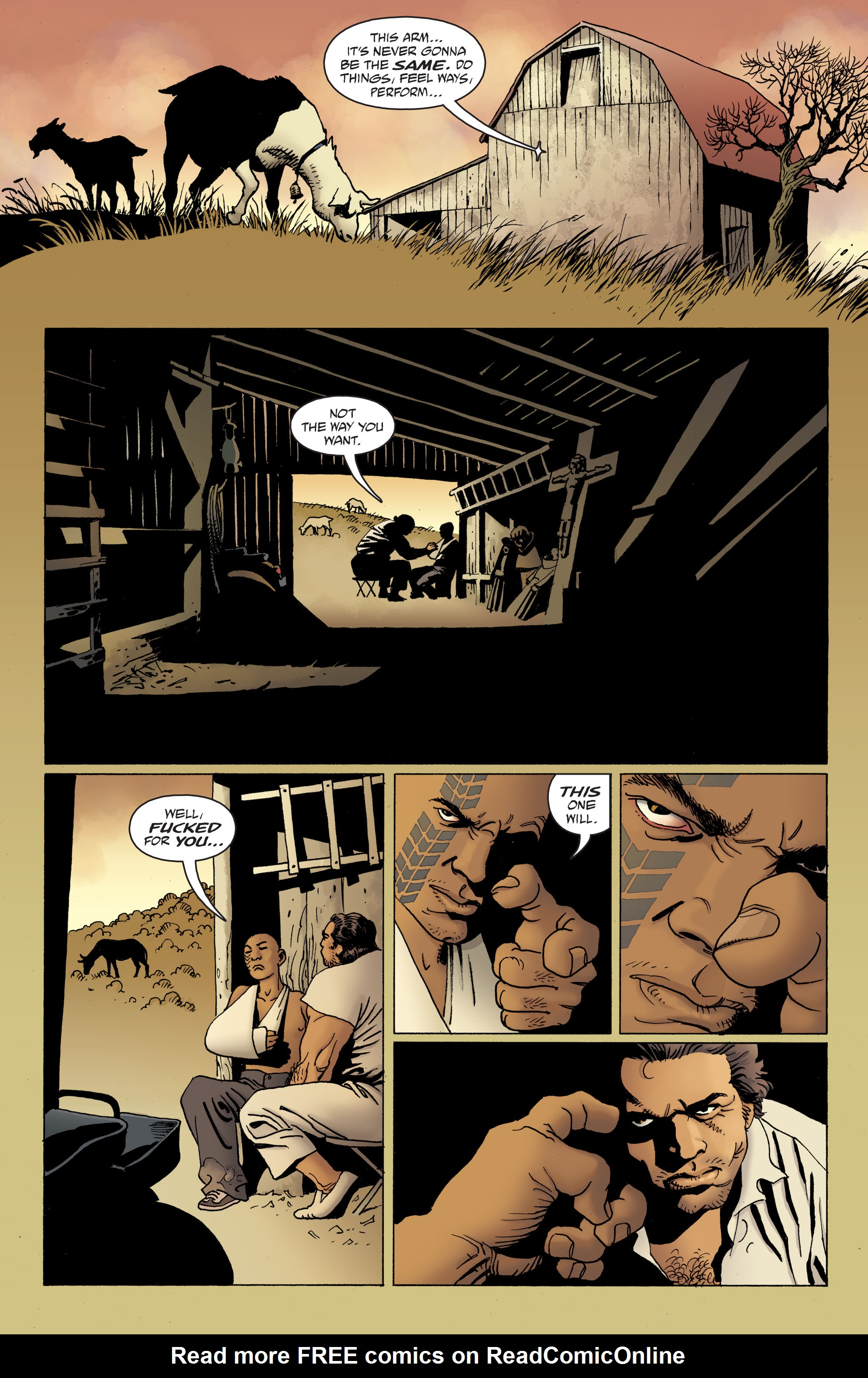 100 Bullets: Brother Lono Full Page 82