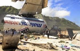 Malaysian Airlines Plane MH 17