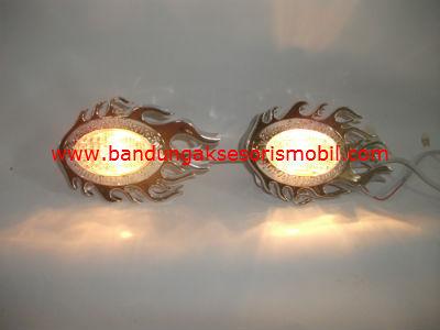 Lampu Samping OBB - 803 Putih