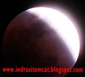 Kaitan Gerhana Bulan Dan Gempa Sukabumi Senin 4 Juni 2012