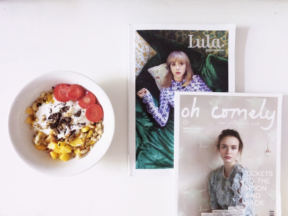 Lula Magazine and Oh Comely issue 17