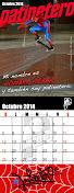 Calendario Patinetero