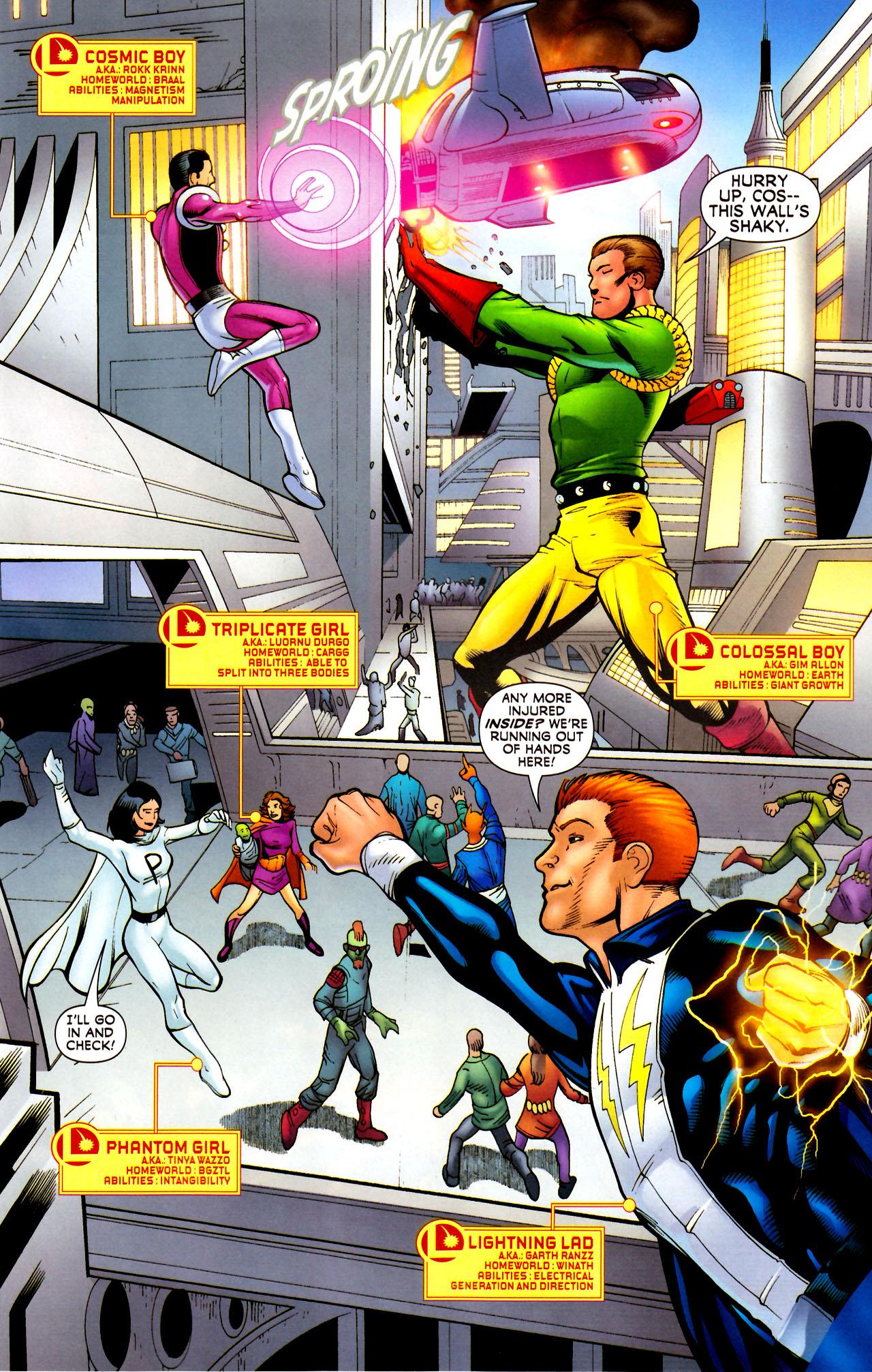 Read online Adventure Comics (2009) comic -  Issue #12 - 8