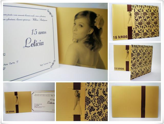 15 anos da Letícia, modelo Jurerê 70.