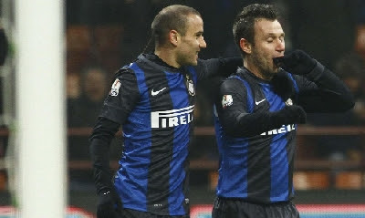 Inter-Verona 2-0 highlights