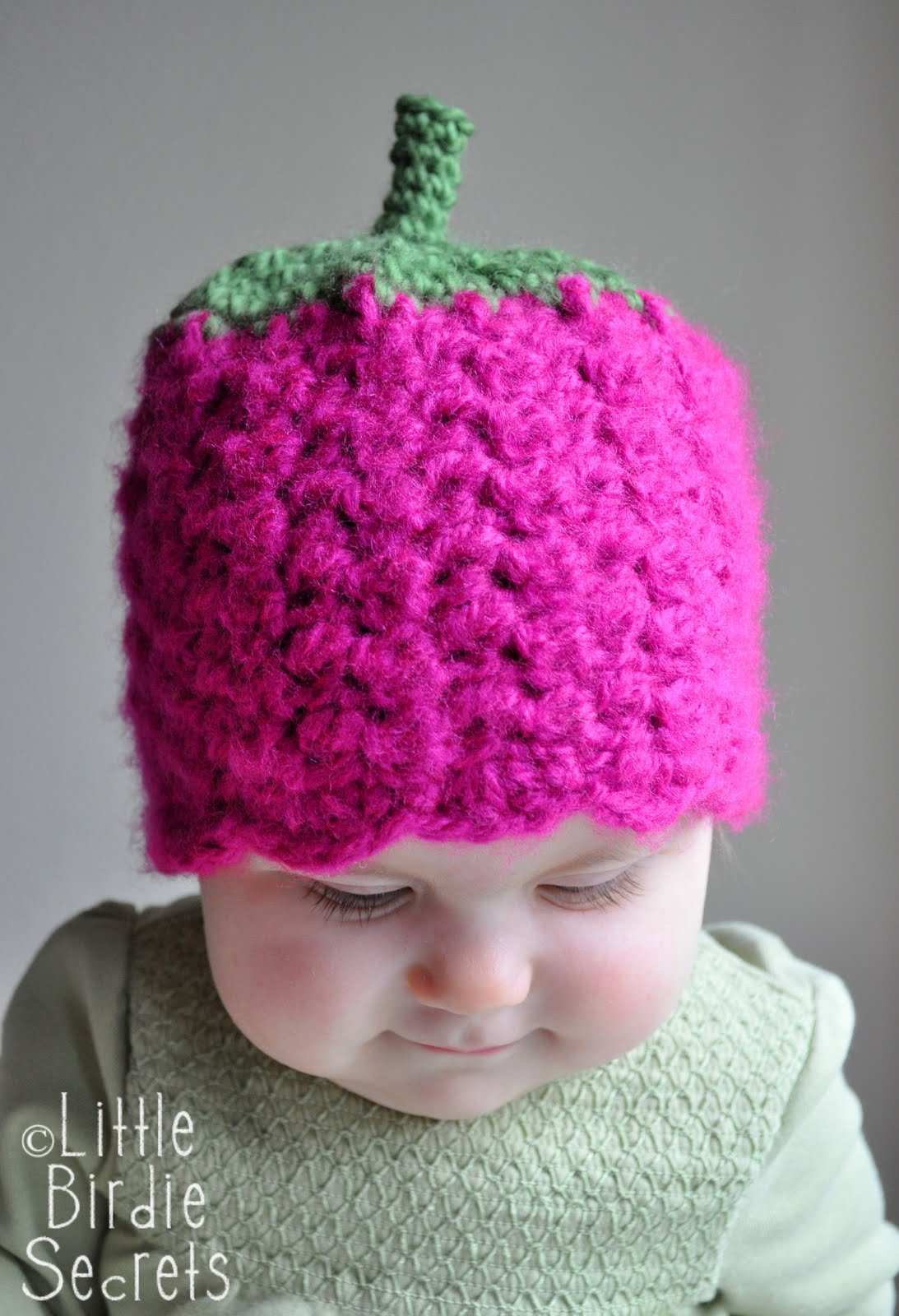 Free Newborn Pumpkin Hat Crochet Pattern : CROCHET BABY HAT PATTERN PUMPKIN FREE PATTERNS
